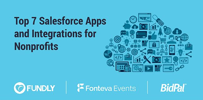 These 7 Salesforce apps and integrations are top-tier solutions that all nonprofits can use.