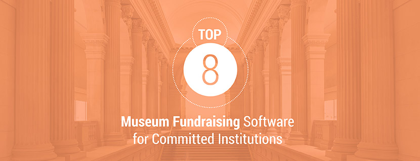 Find the best museum fundraising software for your museum!