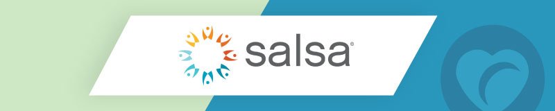 Salsa's event registration software will help your nonprofit craft and customize event registration forms.