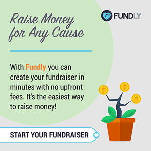 Raise money for any cause by starting a crowdfunding campaign on Fundly.
