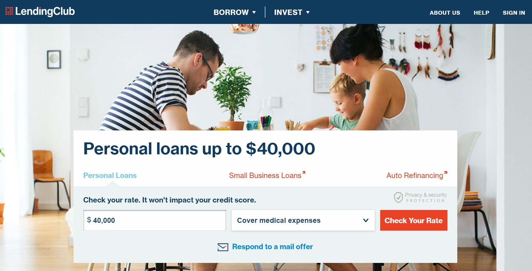 Lending Cube is one of our favorite crowdfunding websites.